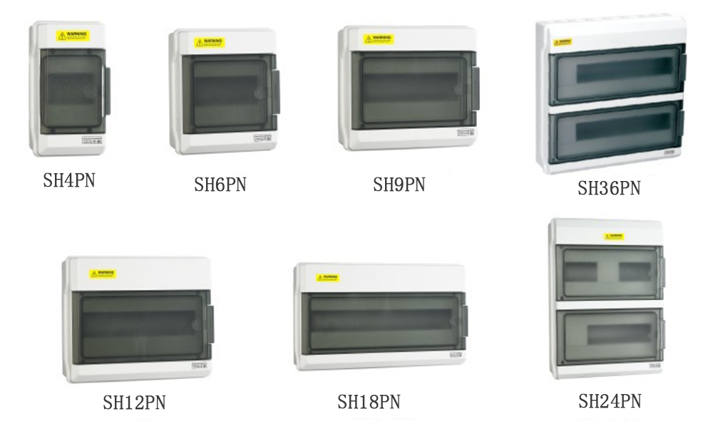 SHPN series Distribution Boxes