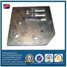 Bearbeitungs-Präzision maschinell bearbeitete Stahllegierungs-CNC