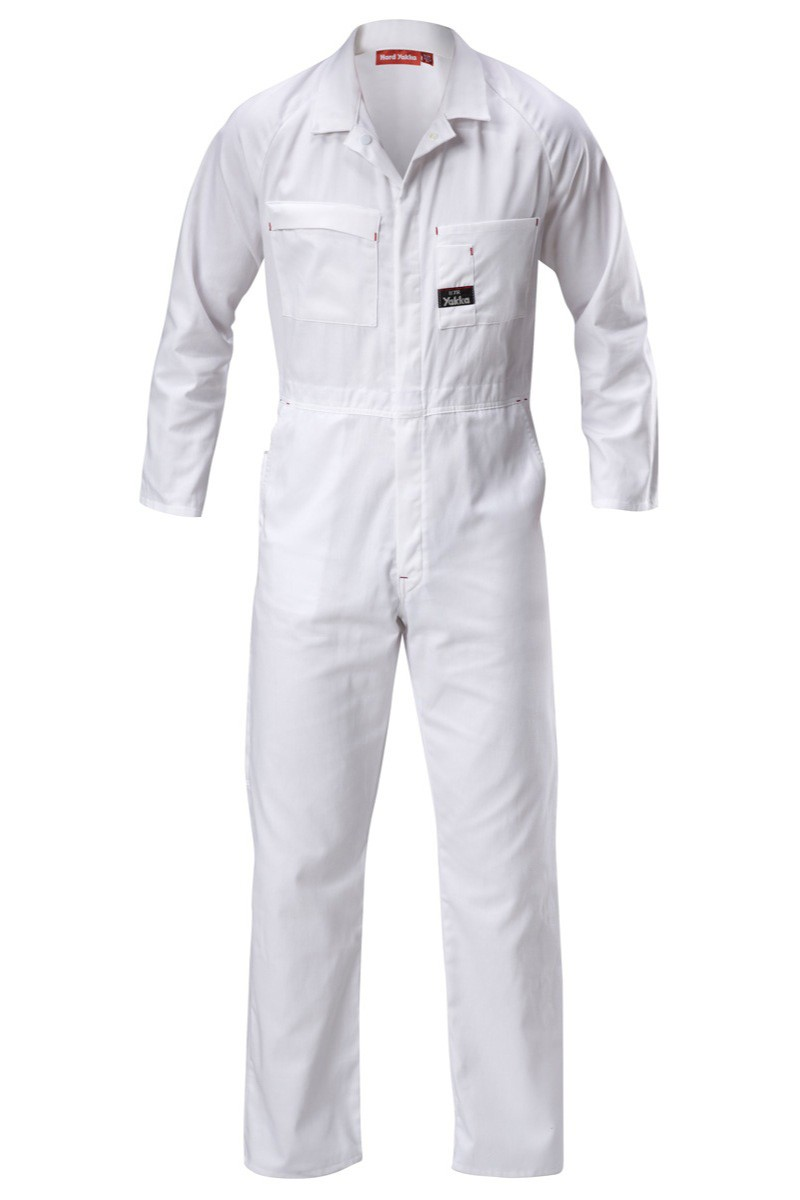 Lightweight Cotton Drill Coverall 1
