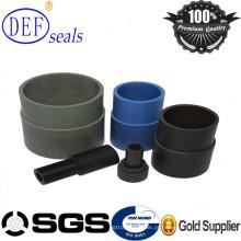 Tubo de PTFE de fibra de carbono de preço razoável material importado