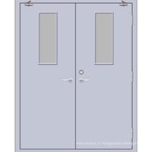 Porte coupe-feu / porte coupe-feu (YF-F06)