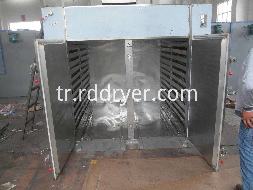 CT-C-200 Hot air circulation oven