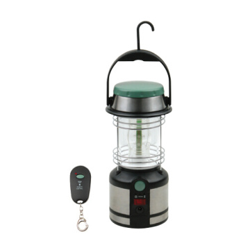 dry batteries LED camping lantern