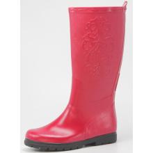 Horizontal Ectype Design Women Waterproof Rain Boots