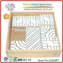 Labyrinth Block Puzzle Wooden Educational Toys