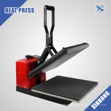 XINHONG HP3804-N Manual Clamshell T-Shirt Wärmeübertragung Presse Maschine patentiert
