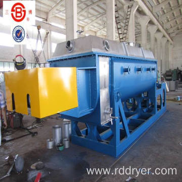 Paddle Dryer Machine for Pigments Slurry Made by Professional Manuf