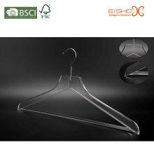 Супер прозрачная акриловая вешалка для одежды