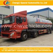 8 * 4 Dongfeng LPG LKW 12 Rad LPG Tankwagen 35000 Liter LPG LKW