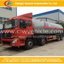 8*4 Dongfeng LPG Truck 12 Wheel LPG Tank Truck 35000liters LPG Truck