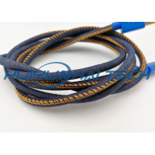 Cable Protection Sleeve with Special Jeans Cloth