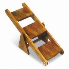 Wooden Magazine Rack, Measuring 30 x 30 x 70cm