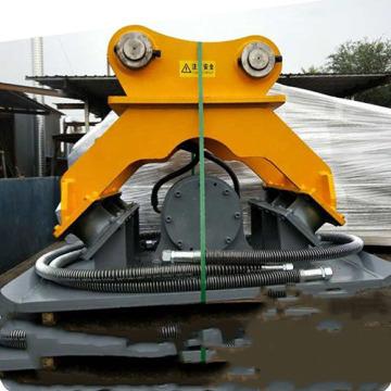 Compactador hidráulico de escavadeira