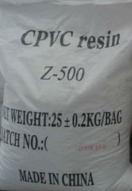 CPVC RESIN FOR WATER PIPE&FITTINGS