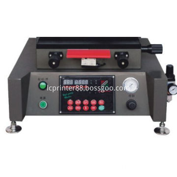 mini desktop screen printing machine plastic bag printing machine price