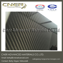 3K carbon fibre flexible/laminated sheet