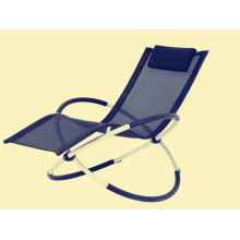 Good Quality for China Sun Loungers,Garden Sun Loungers,Folding Sun Loungers,Outdoor Sun Loungers Manufacturer and Supplier foldable rocking chair alu frame supply to Eritrea Suppliers