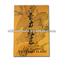 2016 best sell chinese tattoo stencil books