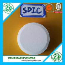 Dichloroisocyanurate de sodium 60%