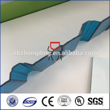 clear corrugated plastic roofing sheets lowest price in china