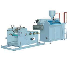 FT-600 Single Layer Stretch Film Making Machine