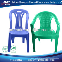 moule d'injection plastique bras chaise
