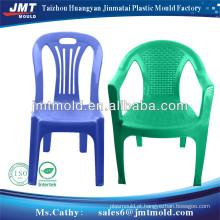 molde de injeção plástica braço cadeira