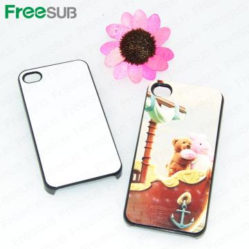 Couverture de téléphone Sublimation FreeSub 2D avec feuille de métal
