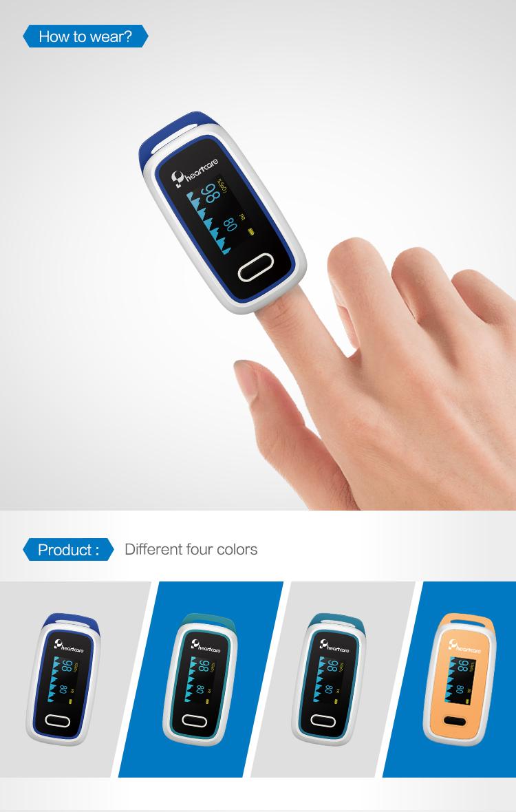 Medical Pluse Oximeter
