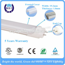 T8 Retrofit 100lm/w 1200mm 5 years warranty 18w t8 led light for home