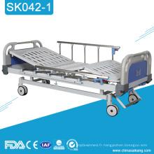 Lit médical manuel manuel de l'hôpital SK042-1