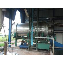 10T / H-80T / H Superior Rohöl Kontinuierliche und automatische Palmkernöl-Raffinerieausrüstung