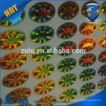Facotry suministro directo Shenzhen ZOLO holográfico Bopp laminación térmica película