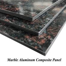 Panel compuesto de aluminio de mármol A2 Fr