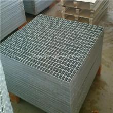Grades de aço galvanizado para plataforma de navio
