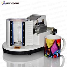 Automática de la máquina de la prensa del calor de la taza de Digitaces para la venta