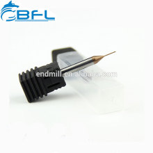 BFL 0.5mm End Mill,Carbide Micro 0.5mm End Mills,Mini Diameter End Mills