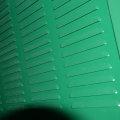 Dalvanized Dound Barrier Powder Coating Noise Barrier