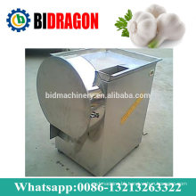 Small Restaurant Easy Operation Garlic Slicing Machine