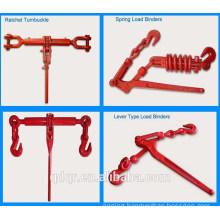 Heavy Duty Turnbuckle Ratchet Load Binders