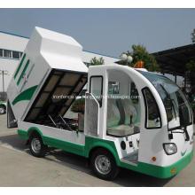 THANOS Nuevo tipo de vehículos de transporte de basura para descarga