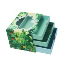 Set de regalo de empaquetado de la caja cosmética de lujo de alta calidad