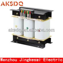 China AKSDQ Tipo Seco Transformador 1.5kva