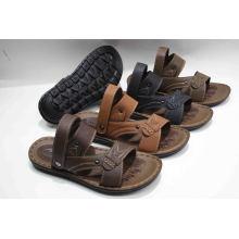 Klassische Stil Männer Strand Schuhe mit PU Upper (SNB-12-005)