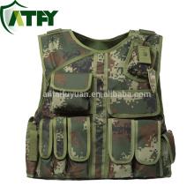 Camouflage-Kevlar-Kleidung für kugelsichere Militäruniform