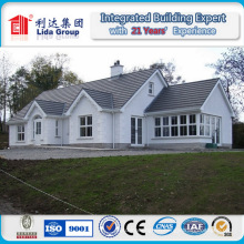 Well Designed Luxury Fashional Light Steel Villa