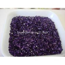 Цвет небольшой драгоценный камень размером 1-3 мм