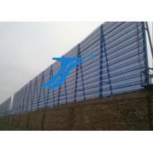 Wind Dust Barrier Metal Fence
