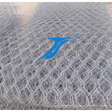 Hexagonal Wire Mesh / Gabião caixa de pedra gaiola