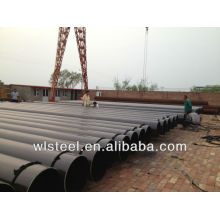 drainage pipe steel for sale ASTM A106/A53 manufacture